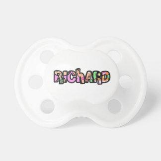 Richard pacifier