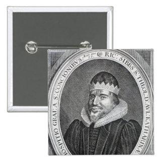 Richard Sibbes 15 Cm Square Badge