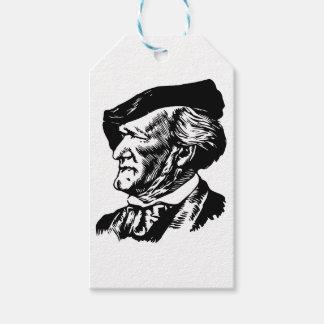 Richard  Wagner Gift Tags