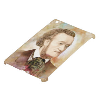 Richard Wagner in the water color style Case For The iPad Mini