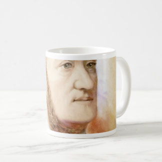 Richard Wagner in the water color style Coffee Mug