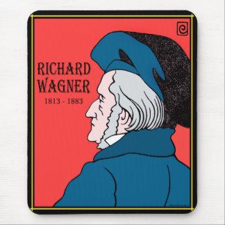Richard Wagner Mousepad