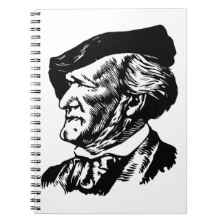 Richard  Wagner Notebooks