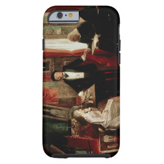 Richard Wagner with Franz Liszt and Liszt's daught Tough iPhone 6 Case