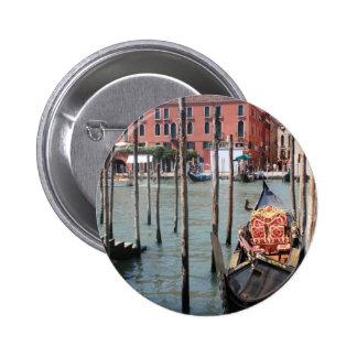 Riches of Venice 6 Cm Round Badge