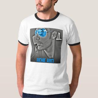 Richie Arci Men's Ringer Tshirt