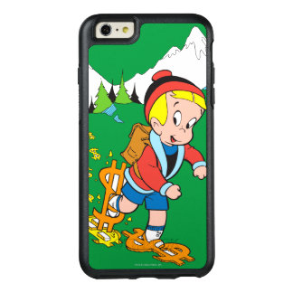 Richie Rich Hiking - Color OtterBox iPhone 6/6s Plus Case