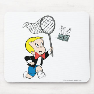 Richie Rich with Net - Color Mouse Pad