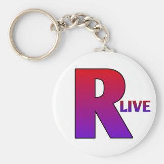 RichLoco LIVE 1st Edition Keychain