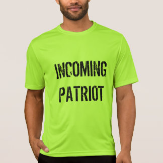 RichLoco LIVE Incoming Patriot T-Shirt