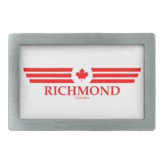 RICHMOND BELT BUCKLES