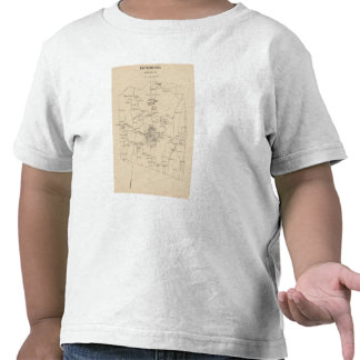 Richmond, Cheshire Co T-shirts