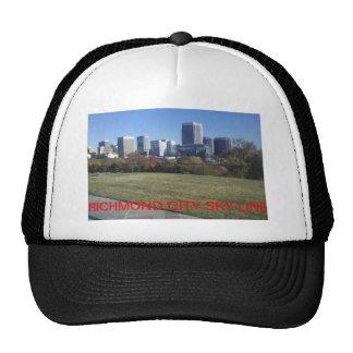 RICHMOND CITY SKY LINE HATS