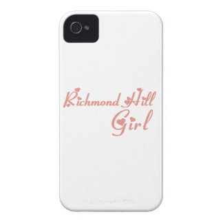 Richmond Girl iPhone 4 Cover