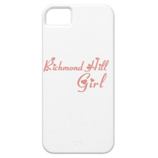 Richmond Girl iPhone 5 Cases