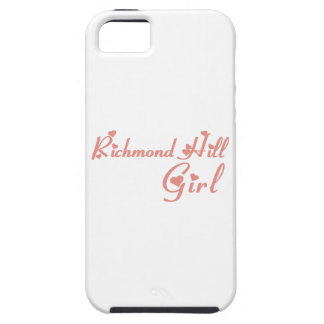 Richmond Girl iPhone 5 Cover