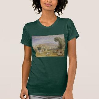 Richmond Hill and Bridge, Surrey T-Shirt