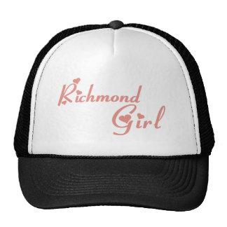 Richmond Hill Girl Cap
