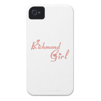 Richmond Hill Girl iPhone 4 Covers