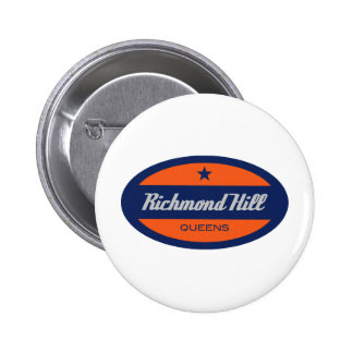 Richmond Hill Pinback Button