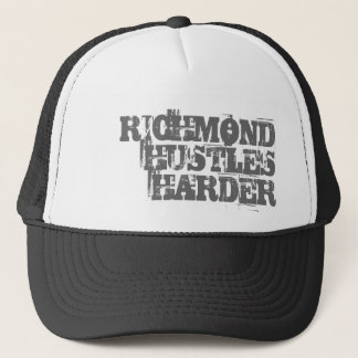 Richmond Hustles Harder Trucker Hat