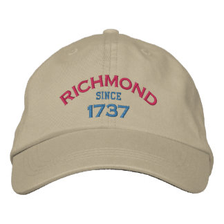 RICHMOND-SINCE 1737 EMBROIDERED HAT