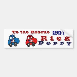 Rick Perry 2016 Bumper Stickers