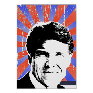 Rick Perry Poster