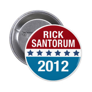 RICK SANTORUM | BUTTON