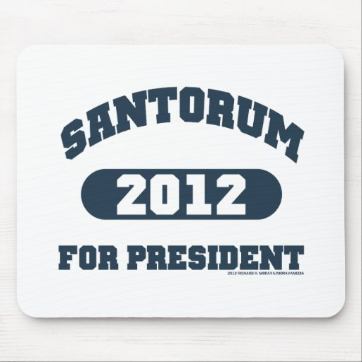 Rick Santorum Mouse Pad