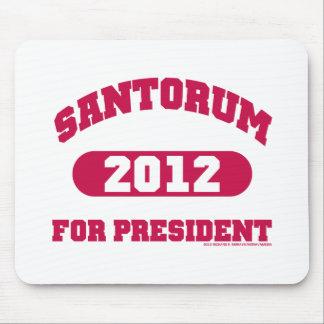 Rick Santorum Mouse Pads
