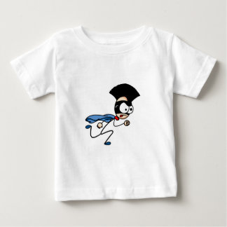 Rick the Stick Super Runner Large Baby T-Shirt
