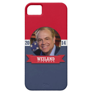 RICK WEILAND CAMPAIGN COVER FOR iPhone 5/5S