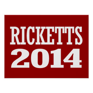 RICKETTS 2014 POSTER