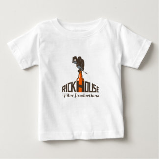 Rickhouse Film Productions Retro Baby T-Shirt