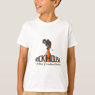 Rickhouse Film Productions Retro T-Shirt