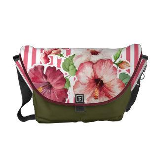 "Rickshaw Bag ""Flower & Stripes"" Var02 Commuter Bags"