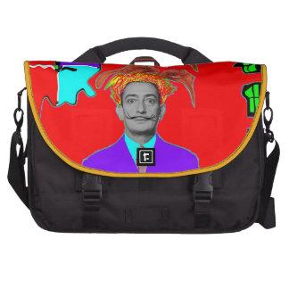 Rickshaw Commuter Laptop Bag by da'vy