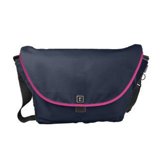 Rickshaw Messenger Bag, Blue Messenger Bags