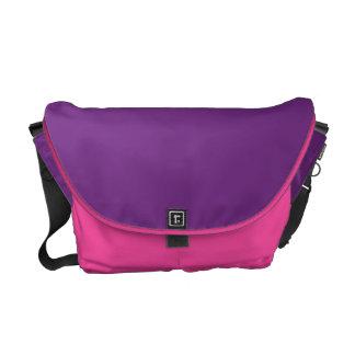 Rickshaw Messenger Bag, Hot Pink, Purple Messenger Bag