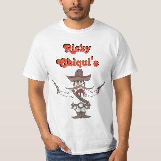 Ricky Chiqui's T-Shirt