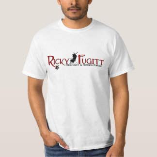 "Ricky Fugitt ""Red Dirt & Rodeo Proud"" Tee"