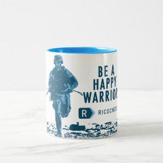 Ricochet Happy Warrior Mug