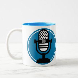 Ricochet Podcasting Mug