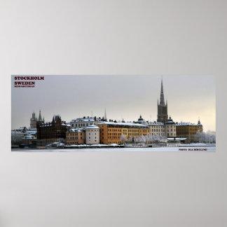 Riddarkyrkan, Stockholm Poster
