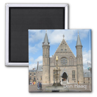 Ridderzaal Square Magnet