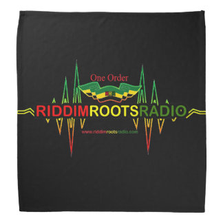 Riddim Roots Radio Bandanna