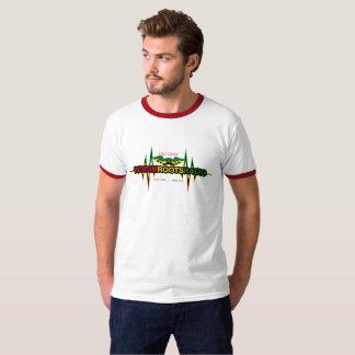 Riddim Roots Radio Men's Basic Ringer T-Shirt
