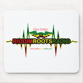 Riddim Roots Radio Mousepad