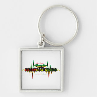 Riddim Roots Radio Premium Key Ring